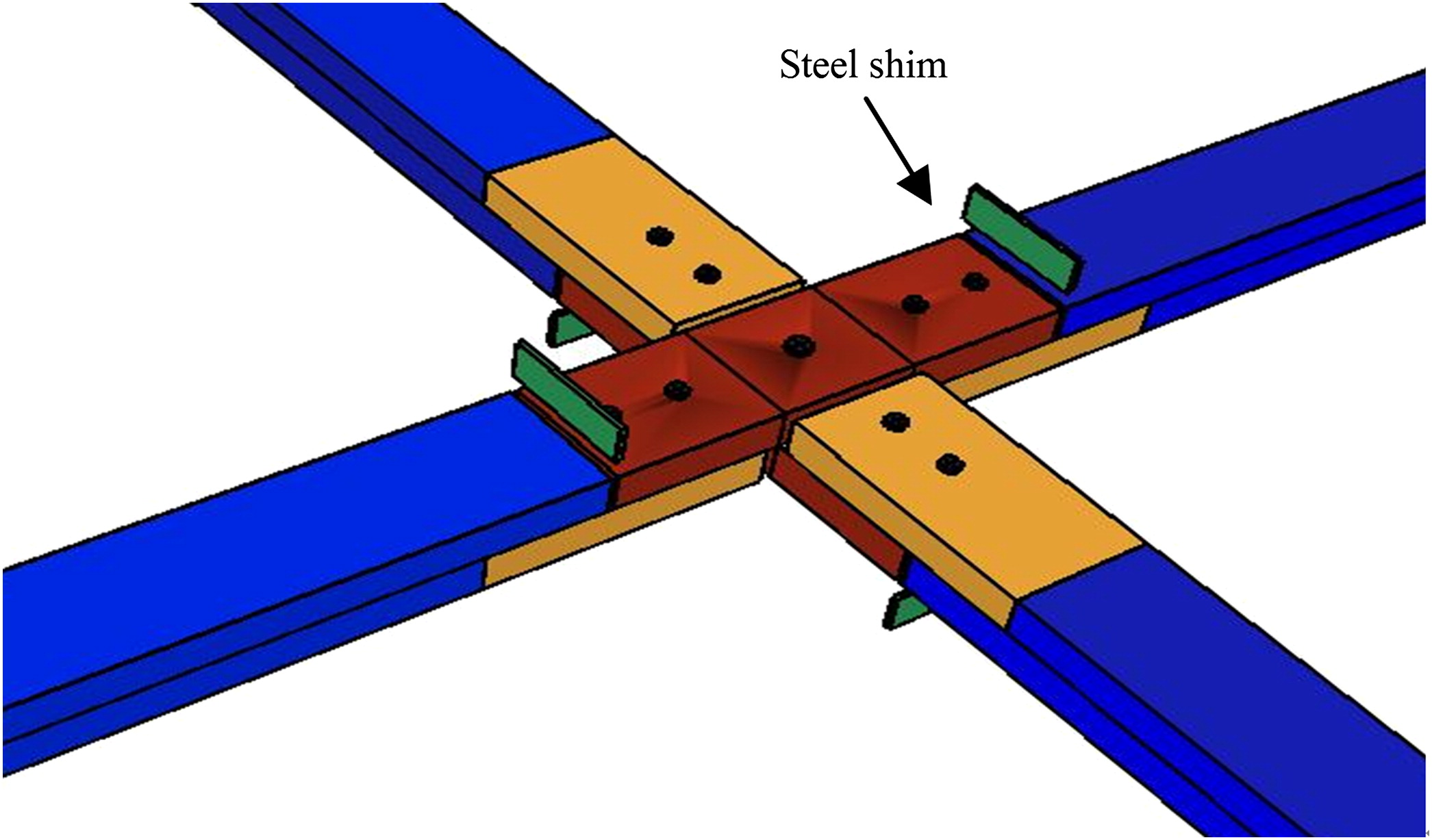Behavior of Bolted Joints of Cable.