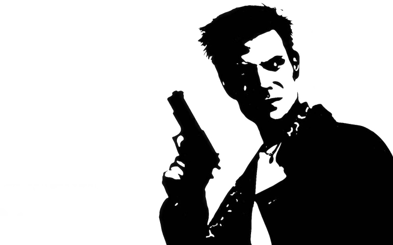 Max Payne Transparent Background PNG.