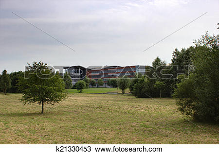 Stock Photo of Max Planck Institute for Plasma Physics k21330453.