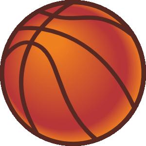 Maxim Basketball Clip Art at Clker.com.