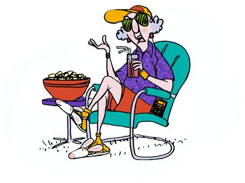 Image result for maxine retirement.