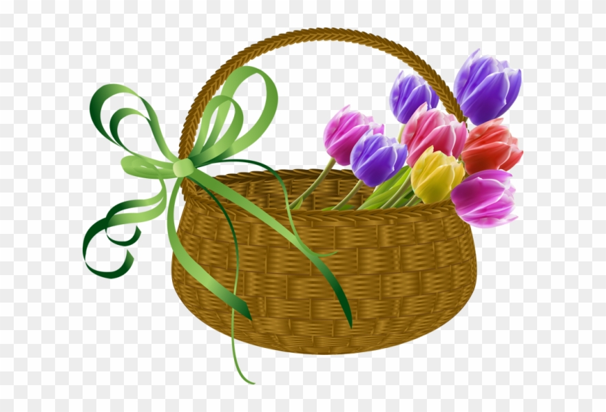 Information And Clip Art About Tulips.