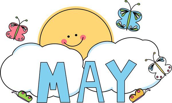 May Clipart & May Clip Art Images.