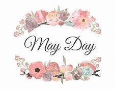 May Day Clip Art.