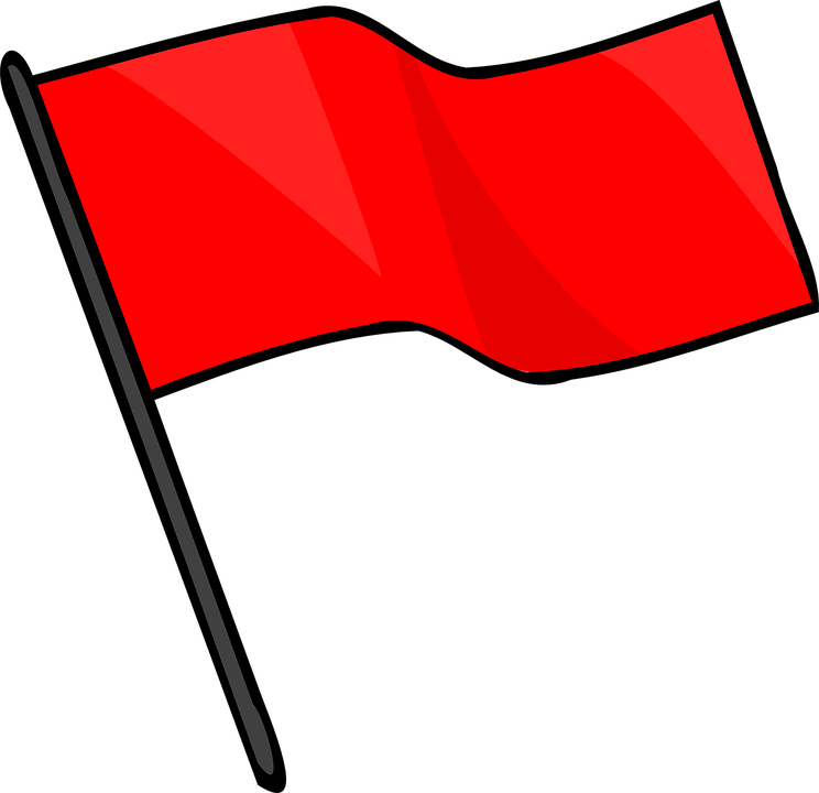 Free vector graphic: Red, Flag, Capture, Signal, Sport.