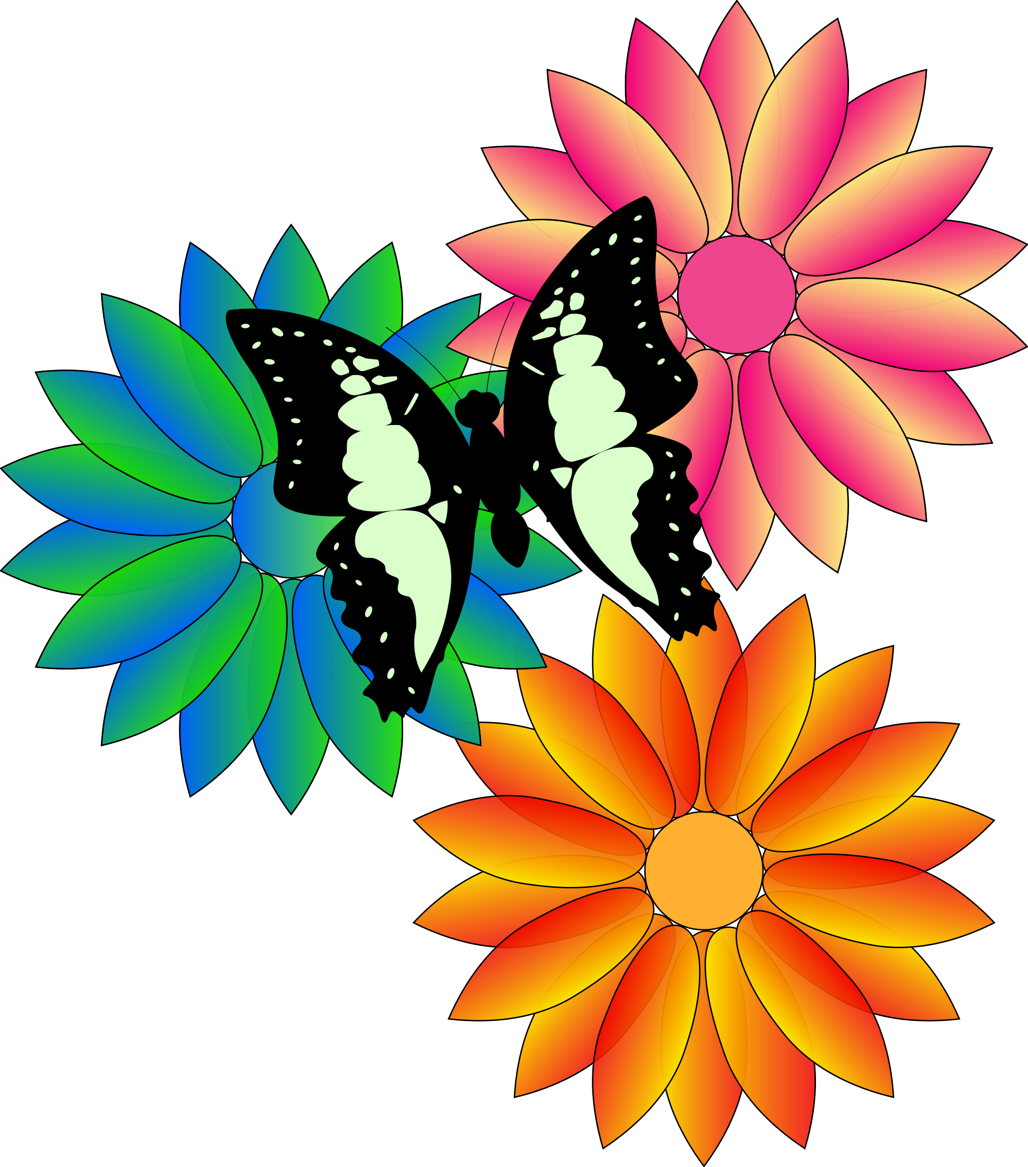 May flowers clip art clipart images gallery for free.