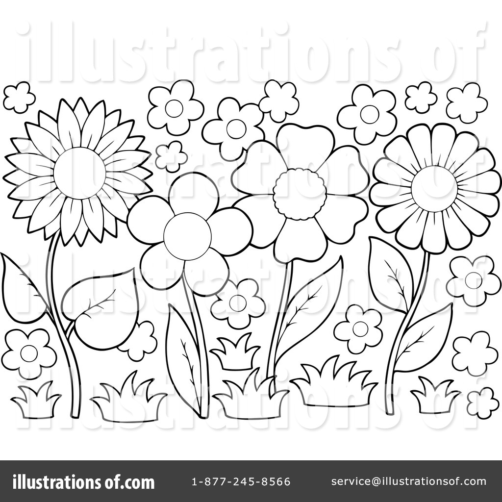 May Clipart Black And White.