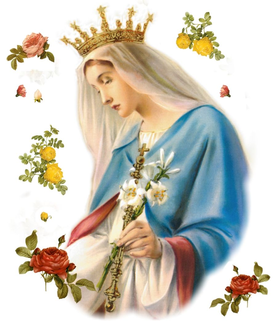 Pin by Mandy Paul on May Crowning Clipart.