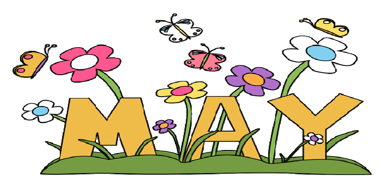April Showers Bring May Flowers Clipart at GetDrawings.com.