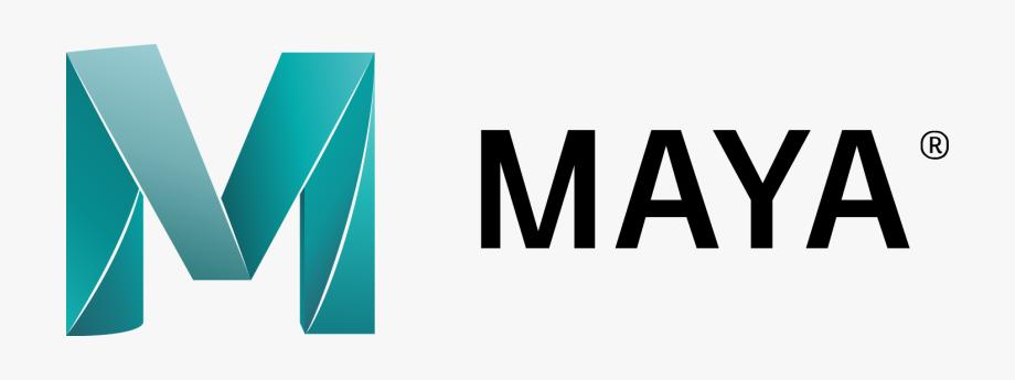 Autodesk Maya Logo.