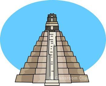 Mayan clipart.