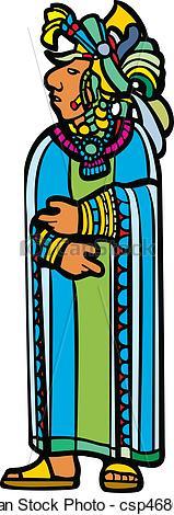 Mayan Clip Art.