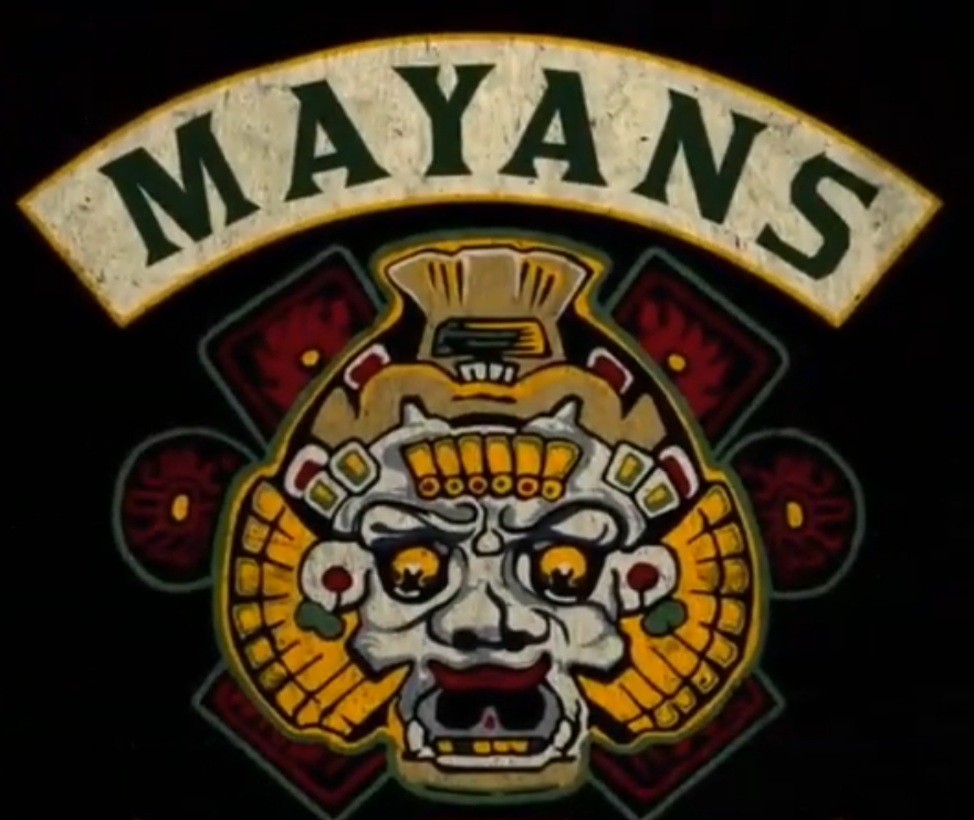 Mayans Motorcycle Club.