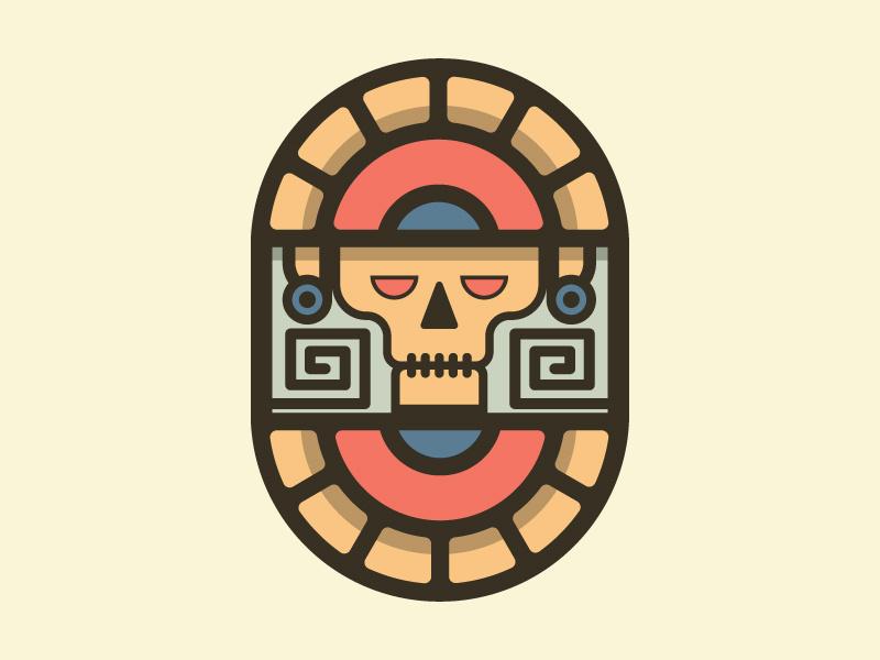 Mayan Logo by Charlie Ropp on Dribbble.