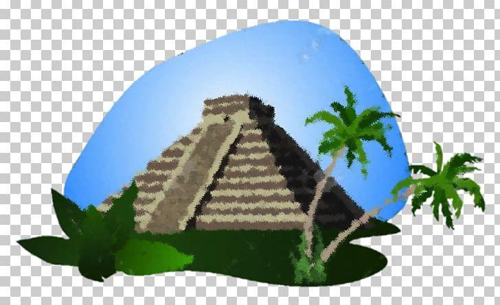 Maya Ruins Of Belize Mesoamerican Pyramids El Castillo PNG.