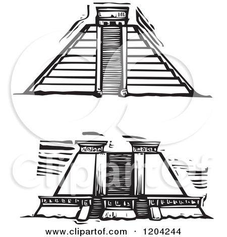 Showing post & media for Cartoon mayan temple.