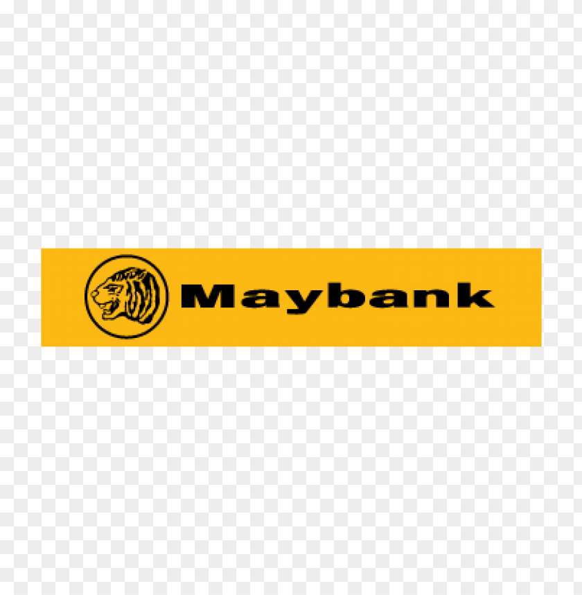 maybank vector logo free download.