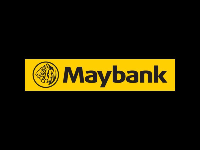 Maybank Logo PNG Transparent & SVG Vector.