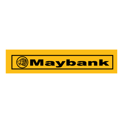 Maybank logo vector in .eps and .png format.