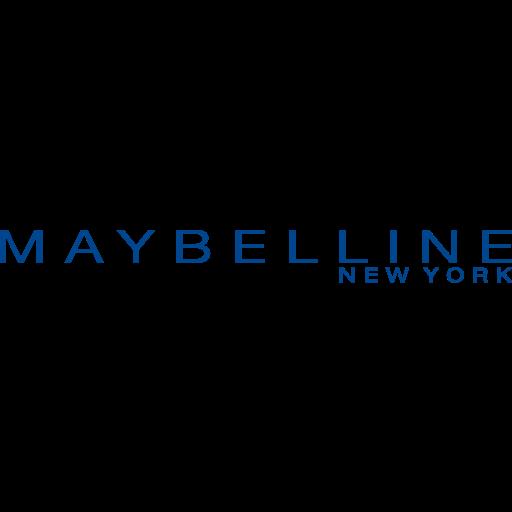 Maybelline Logo Icon of Flat style.