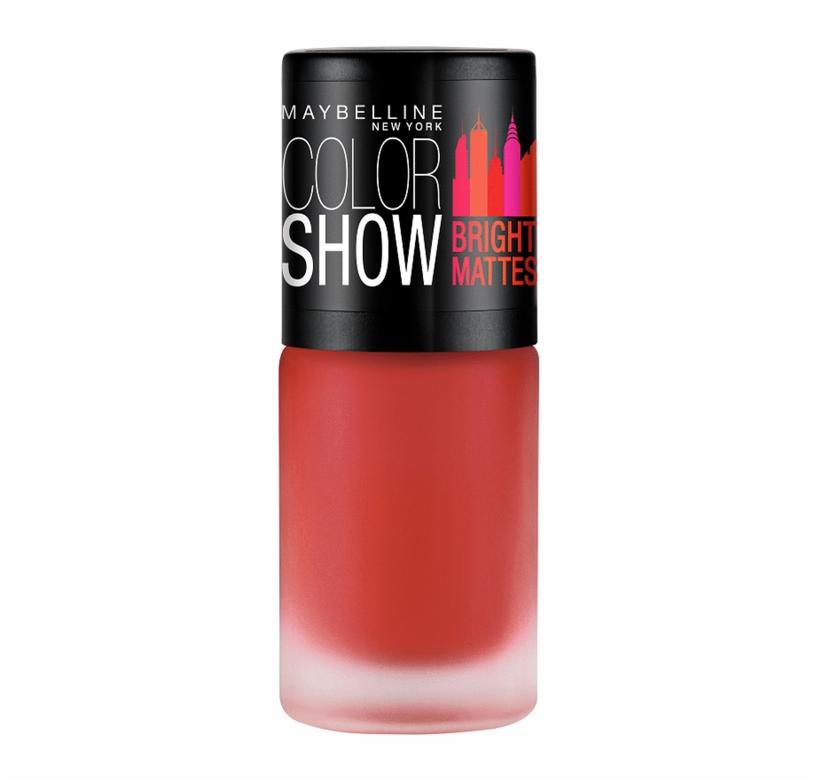Maybelline New York Color Show Bright Matte.