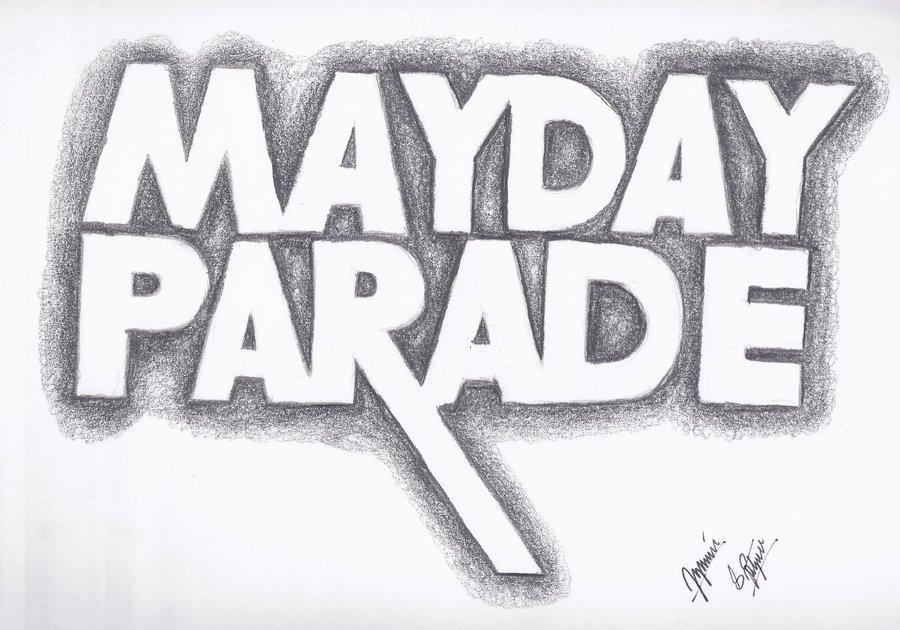 Mayday parade Logos.
