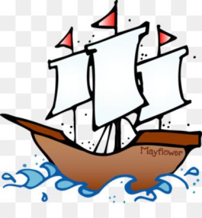 Mayflower PNG.