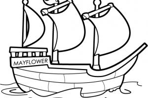 Mayflower clipart free 1 » Clipart Portal.