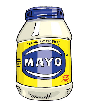 How to whip up fresh new tastes for Mayo.