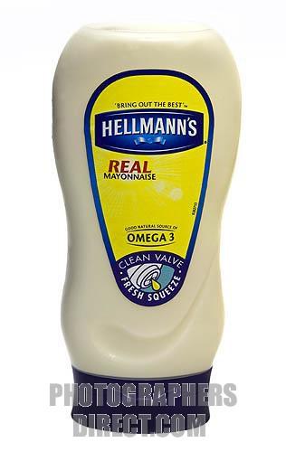 Mayonnaise ( Clip Art.