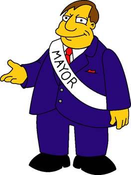 Mayor Clipart.