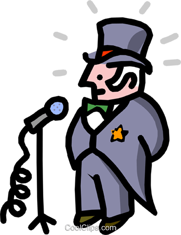 Mayor clipart free.