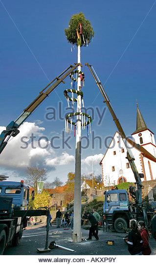 Maypole Germany Stock Photos & Maypole Germany Stock Images.