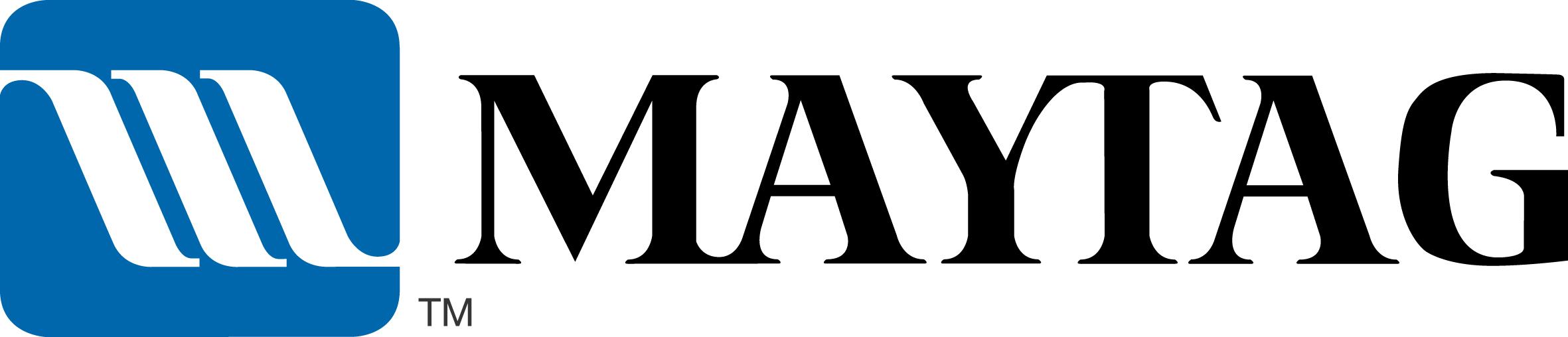 Maytag Logos.