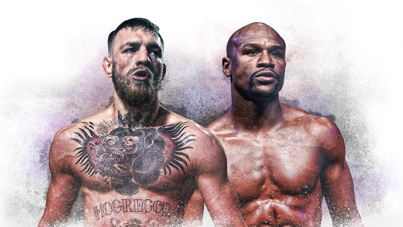 Conor McGregor vs. Floyd Mayweather II? Here we go again.