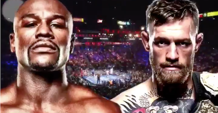 Floyd Mayweather vs. Conor McGregor Finally Set.
