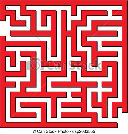 Maze Illustrations and Clipart. 11,430 Maze royalty free.