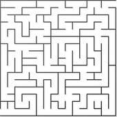 Maze Clipart.