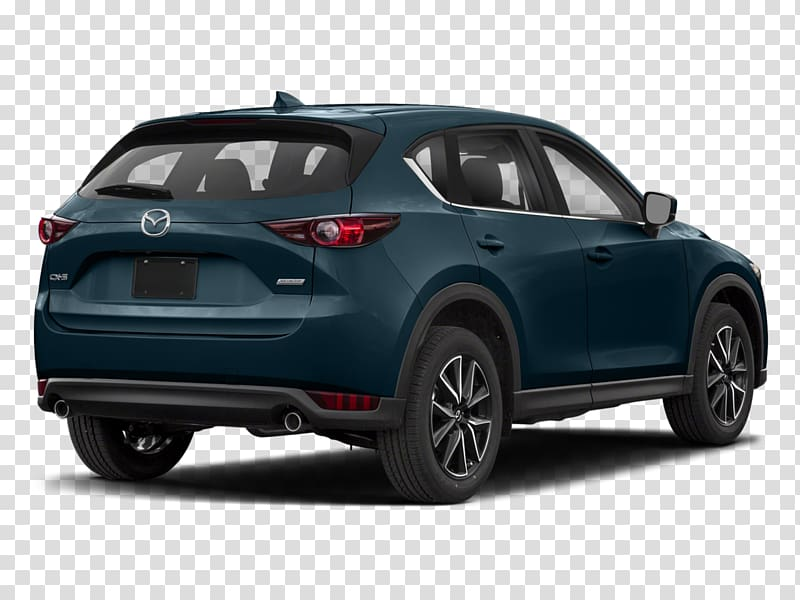 Compact sport utility vehicle 2018 Mazda CX.