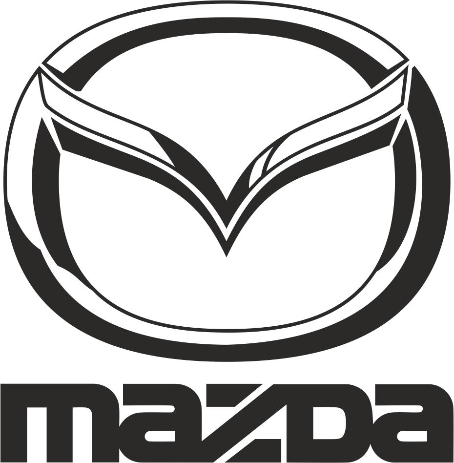 Mazda Logo Vector Free Vector cdr Download.