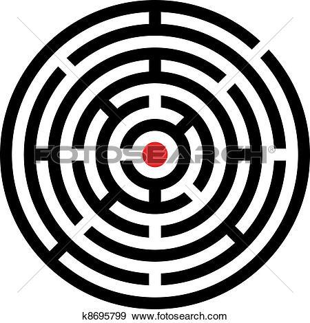 Maze Clip Art Royalty Free. 6,621 maze clipart vector EPS.