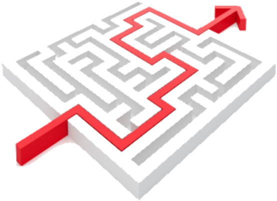Maze Clipart Royalty Free.