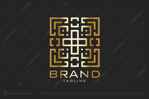 Exclusive Logo 148772, Medical Maze Logo.