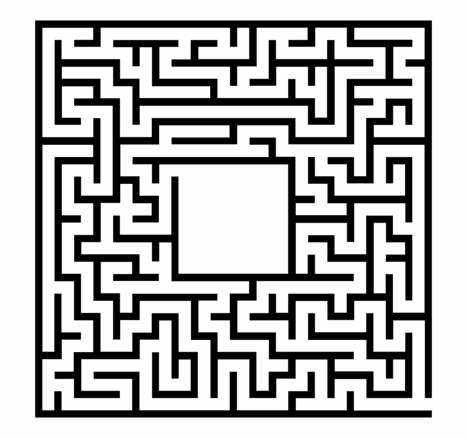 Download for free 10 PNG Maze clipart road Images With.