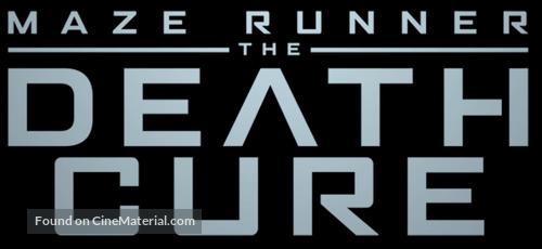 Maze Runner: The Death Cure (2018) logo.