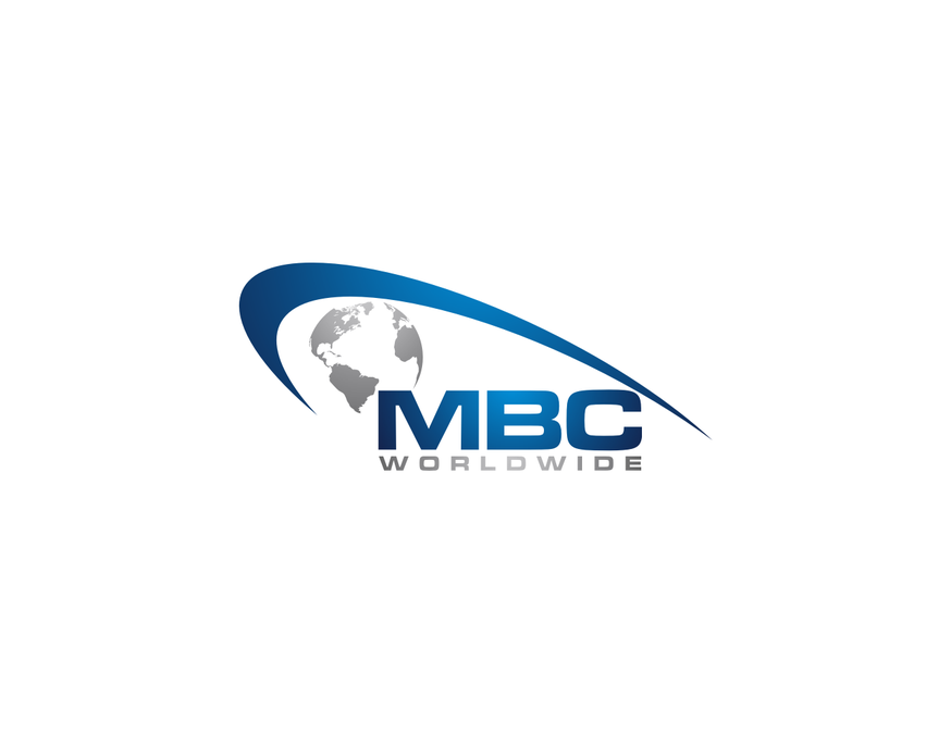 New logo and business card wanted for MBC Worldwide.