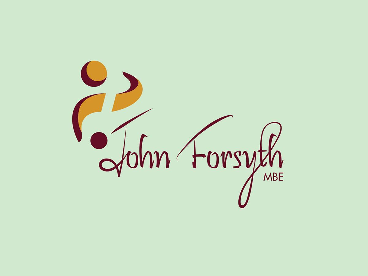 John Forsyth MBE Logo on Behance.