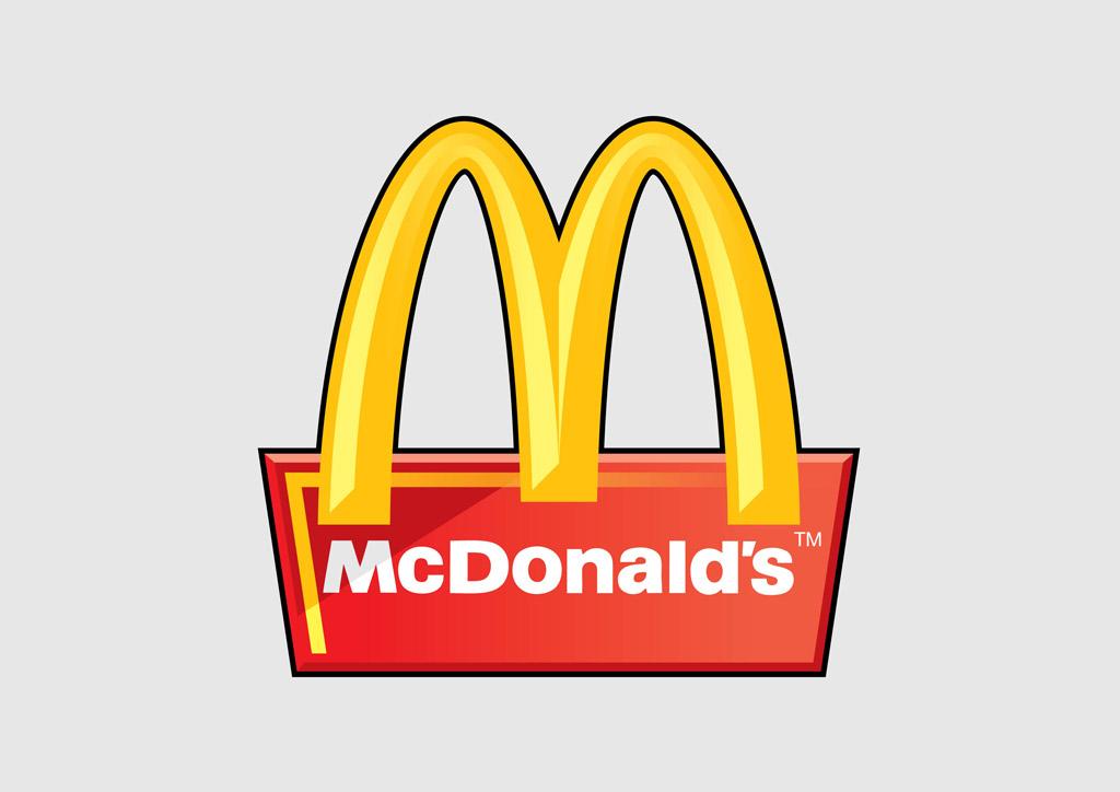 Mcdonald's Fast Food Clipart.