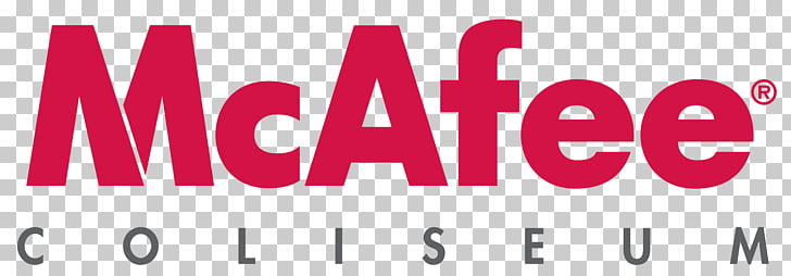 Logo McAfee Antivirus software Mexico Font, design PNG.