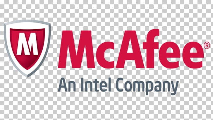 McAfee Logo Brand Trademark Product, NOD32 PNG clipart.